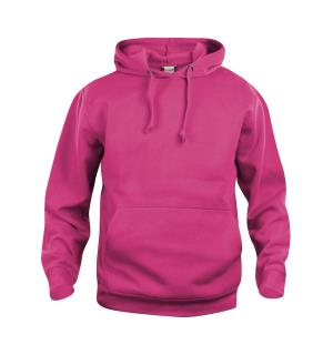 ST Basic Hoody Dyp Rosa XS